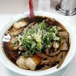 親爺 - カタカラチャーシュー麺