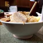 ラーメン二郎 - 野菜ノーマルの標高