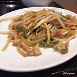 中国料理 空 - 搾菜と豚肉の細切り炒め