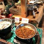 モクモク 風の葡萄 - 料理写真: