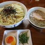 黄昏タンデム - 魚群つけ麺です☆ 2021-0426訪問