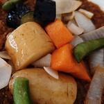 カレータイム - 季節の野菜