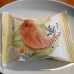 日本橋屋長兵衛 - 外袋では「鯛」なんですけどね・・