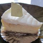 ピアッコリーナ・サイ - カマンベールチーズケーキ