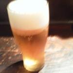 空 - エビスの生ビール