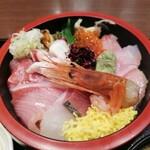 銀座さかなさま - 海鮮丼up写真