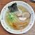 とん平 - 料理写真:塩ラーメン