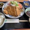 レストハウスやまなみ - 料理写真:ロースカツ膳