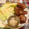 カンティプール - 料理写真:おつまみラム肉