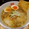 麺処 天川 - 料理写真:大地の有機白醤油らあめん