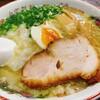 平和軒 - 料理写真:七福ラーメン(塩・こってり)+ワンタン