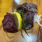150636388 - シカ肉のたたき