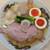 キング製麺 - 料理写真:白だしラーメン+味付き玉子+ワンタン