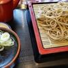 道の駅「信州蔦木宿」てのひら館 - 料理写真:丸抜き蕎麦