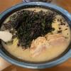 がんこや - 料理写真:岩のりチャーシュー麺 中盛