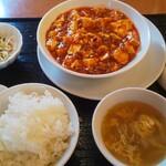 川菜味 - 料理写真:マーボー豆腐