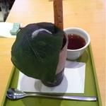 茶房 叶 匠寿庵 -