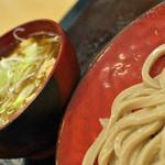 高円寺肉汁うどん 夕虹 - 肉汁うどん(並盛230g)