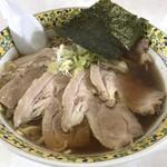 味幸 - 料理写真:チャーシュ麺 750円