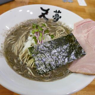 天夢 - 料理写真:ヤバニボ醤油980円