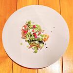 イタリア料理 スペランツァ - 前菜 鰹