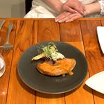 イタリア料理 スペランツァ - メイン肉料理 ポーク
