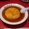 大阪王将 - 料理写真:天津飯(餡は一択、玉子スープ付き)520円