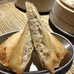 Shuumaisakabaishii - 揚げ鶏シュウマイ