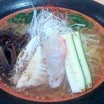 麺処 彩 - 鯛ラーメン