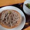 ぐりんでる - 料理写真:鴨汁そば。1500円。