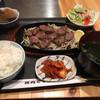 焼肉 どすこい - 料理写真:厚切り牛たん定食¥1600