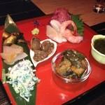 Secchuushunsaikagetsu - 折衷前菜盛り合わせ