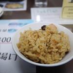 いずみ食堂 - タコ飯(小)