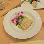 150672485 - あわびの薄切り冷菜(ハーフ)