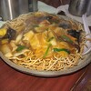 城西ラーメン - 料理写真:かた焼そば1000円