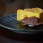 平田観光農園 - チーズケーキ