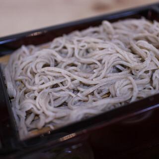 ほづみ 松琴亭 - 料理写真:ざるそば☆