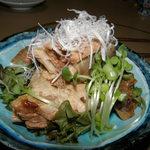 石庭 - 料理写真:とんこつ