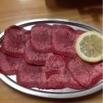 光春園 - 料理写真:牛タン