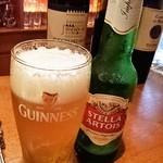 イル バッカ - ステラ・アルトワ(ベルギービール)