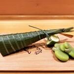 150680725 - 甘鯛 空豆