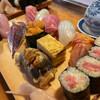 天史朗寿司 - 料理写真:特上3,400円