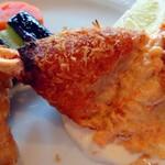 洋食屋 あしぇっと - 料理写真:蟹の身がたくさん ( ̄∇ ̄*)ゞ