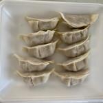 近江日野牛 鴨川しん - 近江牛餃子(¥600/10個)