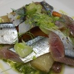 ビストロ じゅん - 季節料理 秋刀魚