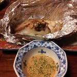 15069755 - 松茸のホイル焼き
