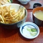 15069917 - 白エビ天丼