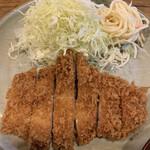 和幸 - ロースカツ定食ランチ830円
