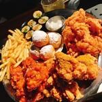 サムギョプサル×鍋×韓国料理 OKOGE -