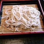Ikkyuuan - 昼膳のお蕎麦